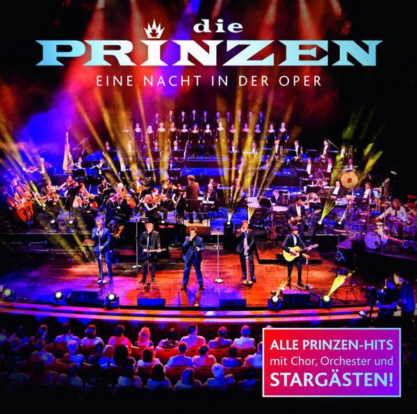 Cover: Eine Nacht in der Oper CD