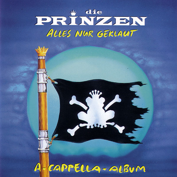 Cover: Alles nur geklaut A-Cappella-Album
