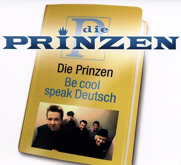 Cover: Be cool speak Deutsch