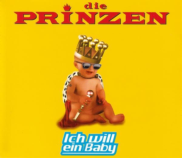 Cover: Ich will ein Baby