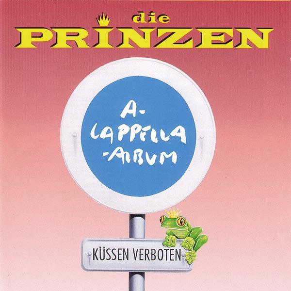 Cover: Küssen verboten A-Cappella-Album