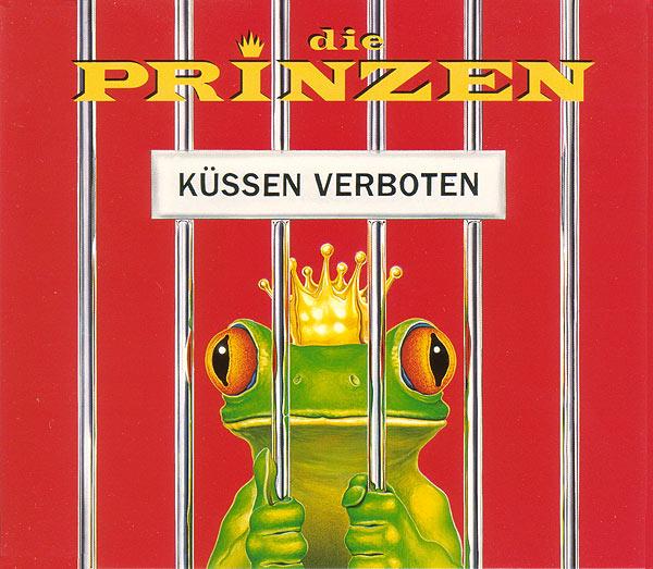 Cover: Küssen verboten