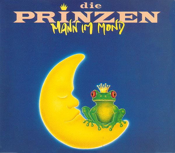 Cover: Mann im Mond