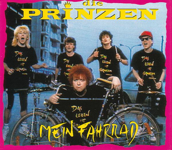 Cover: Mein Fahrrad