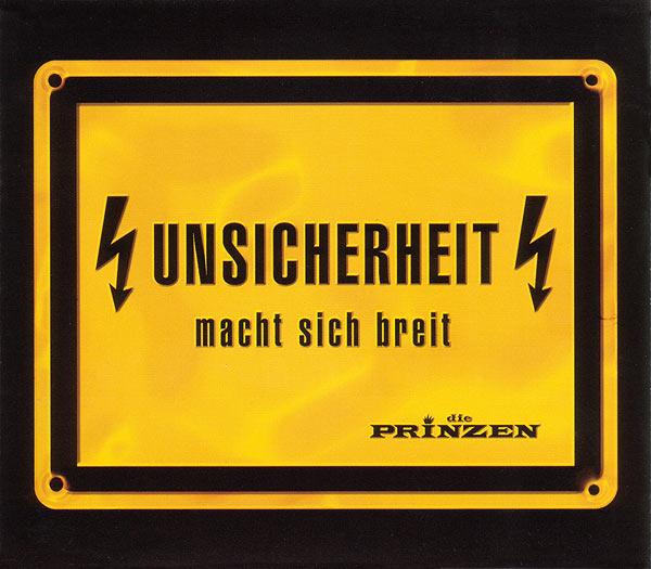 Cover: Unsicherheit macht sich breit (promo)